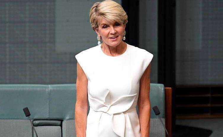 Julie Bishop Chancellor