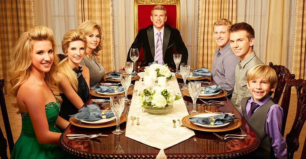 Chase Chrisley family