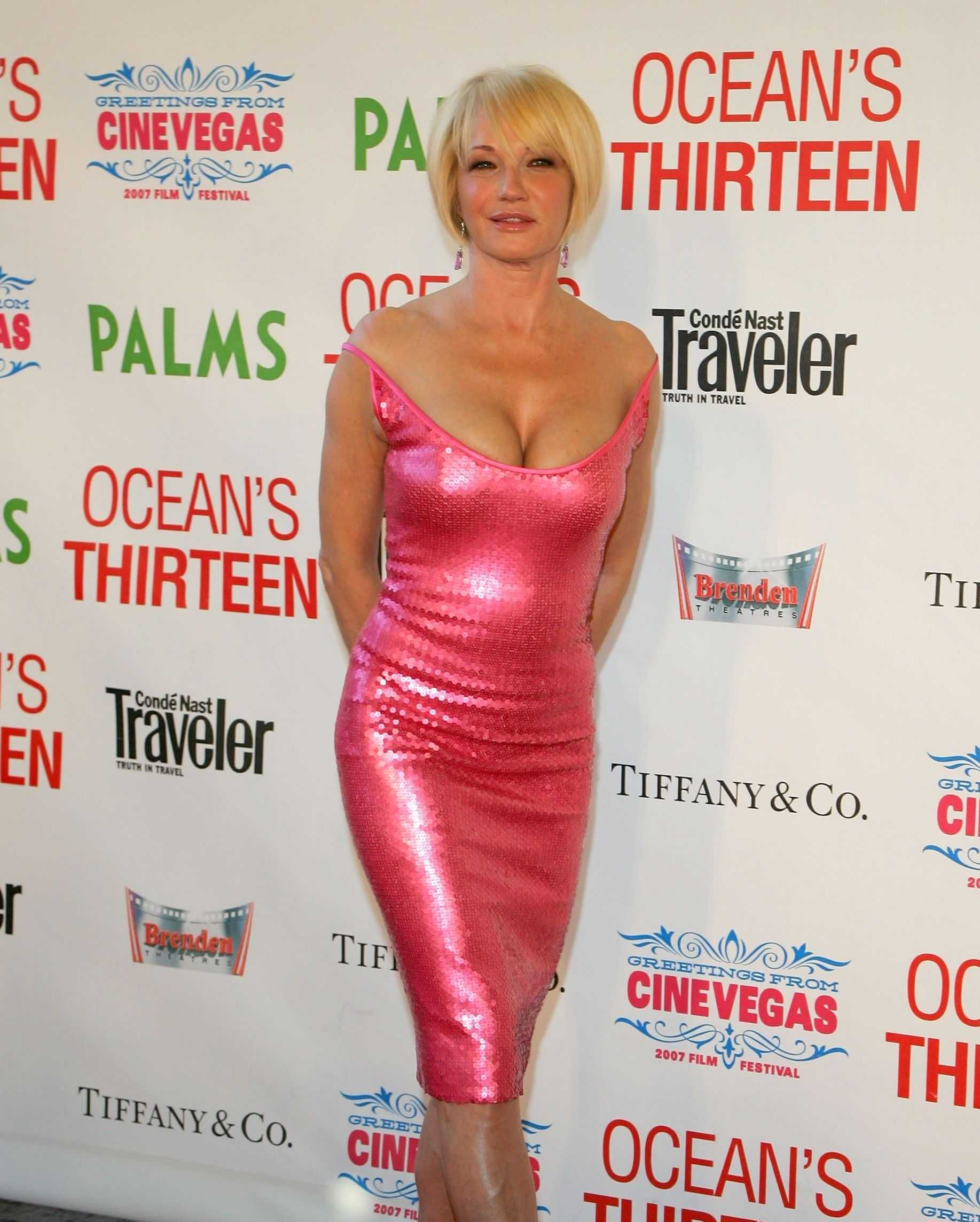 Ellen Barkin TV Shows