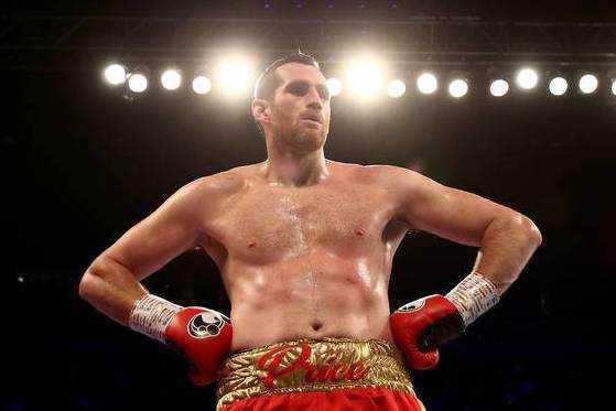 David Price Boxer Height