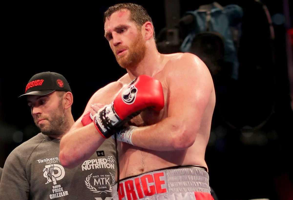 David Price Boxer Titles