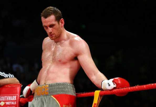 David Price Boxer Wins
