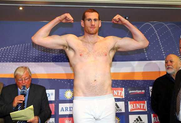 David Price Boxer Fight