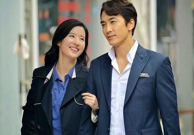 Liu Yifei boyfriend