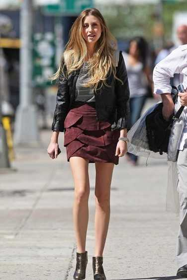 Whitney Port Famous For