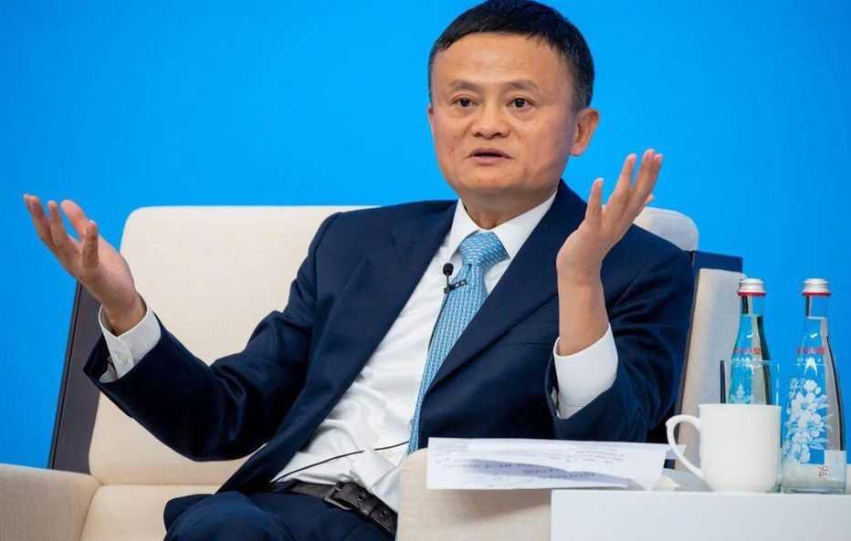 Jack Ma Philanthropy