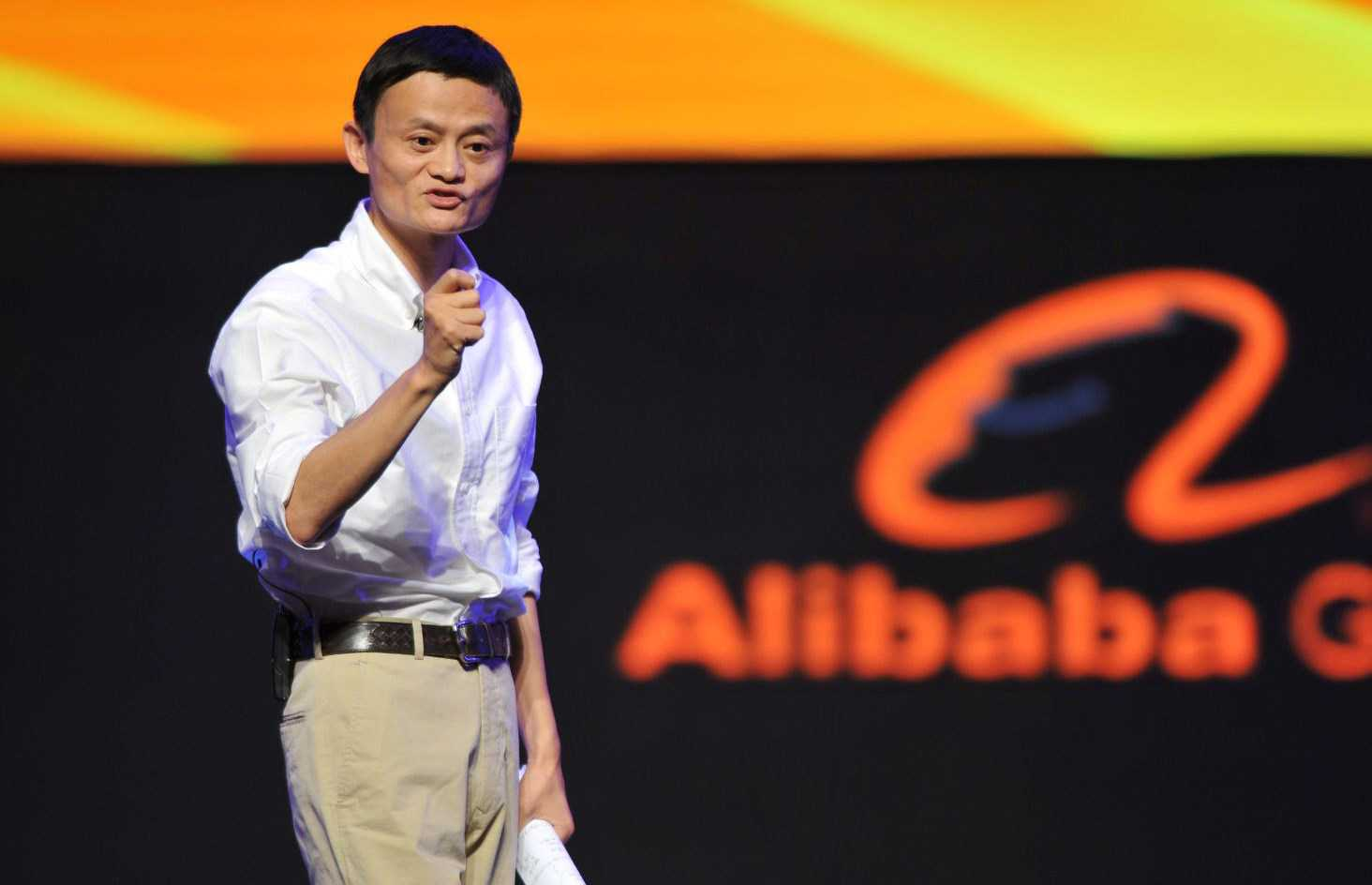 Jack Ma Businessman
