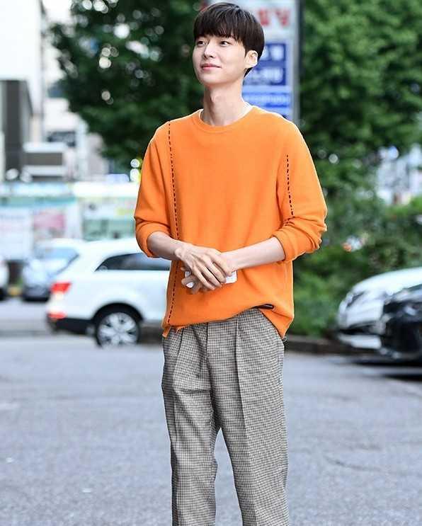Ahn Jae Hyun Model