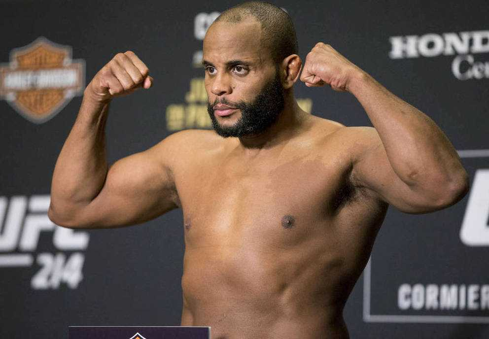 Daniel Cormier Early Life