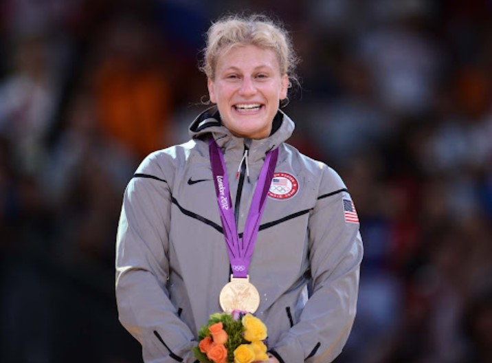 Kayla Harrison Olympics