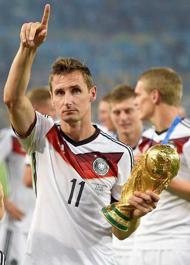 Miroslav Klose Trophy