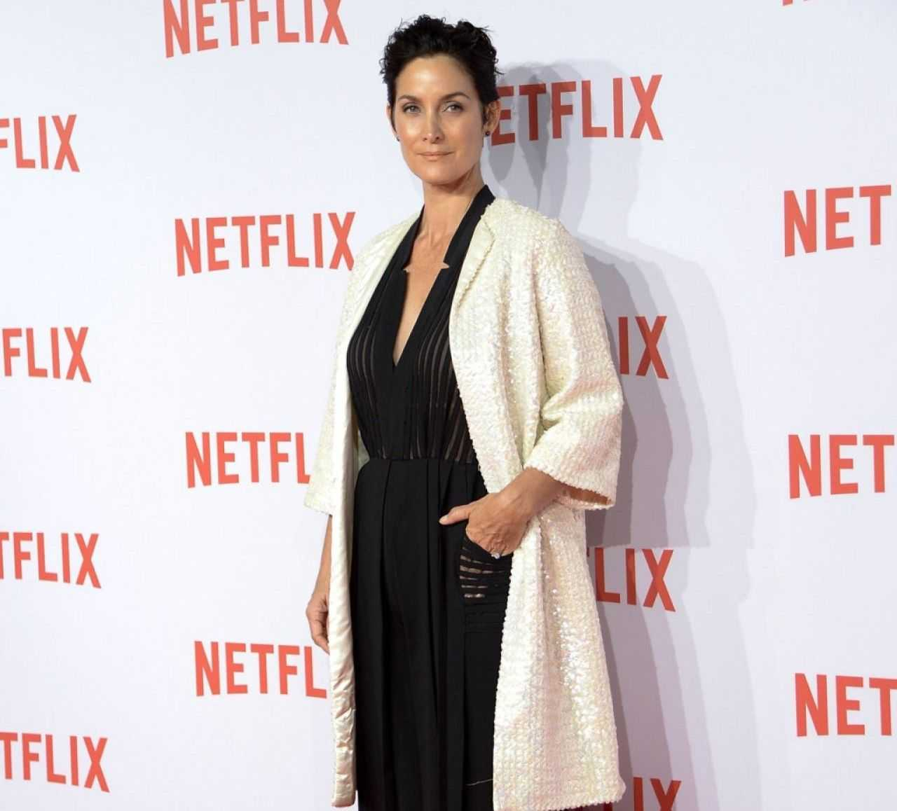 Carrie-Anne Moss Career