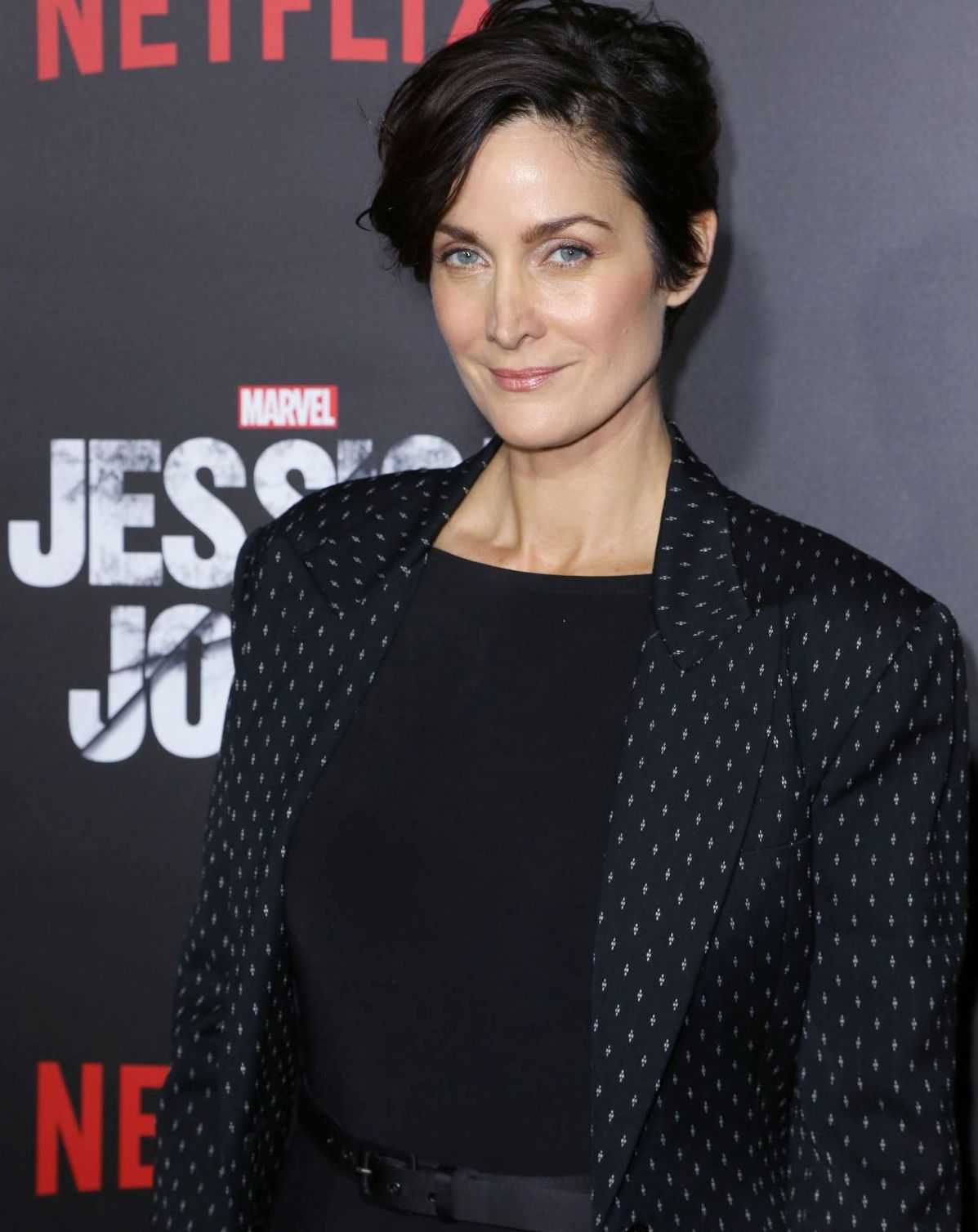 Carrie-Anne Moss Movies