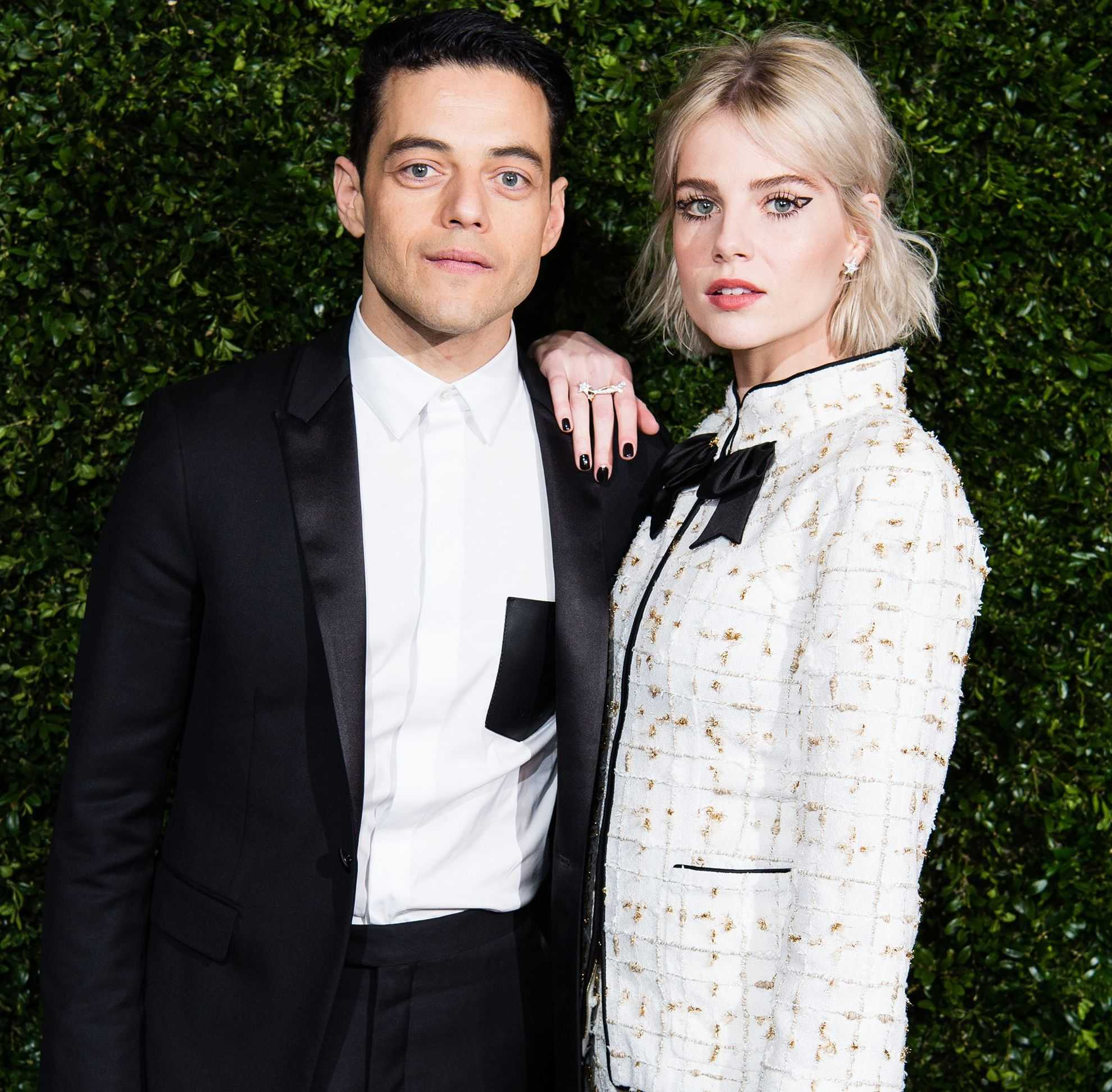Lucy Boynton Girlfriend