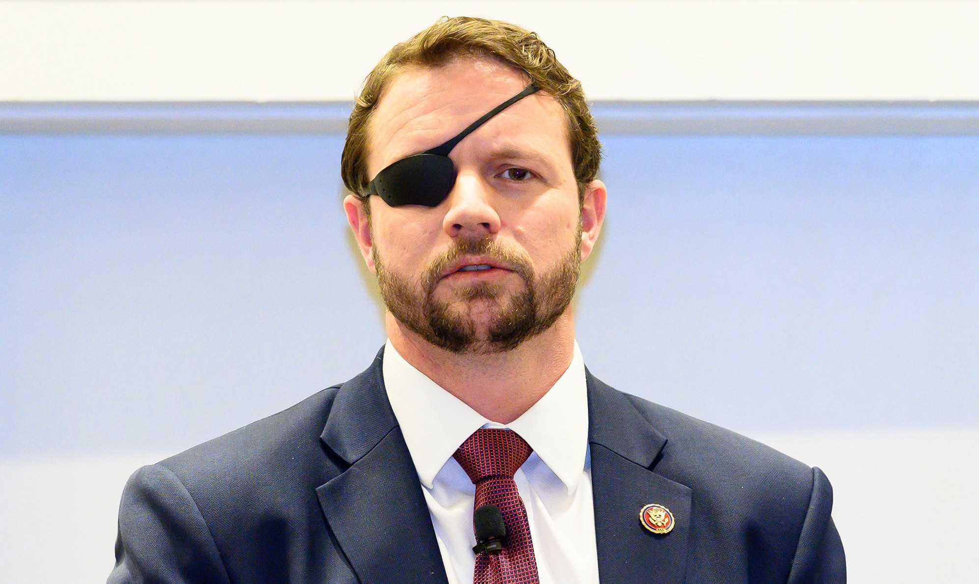 Dan Crenshaw Politiican