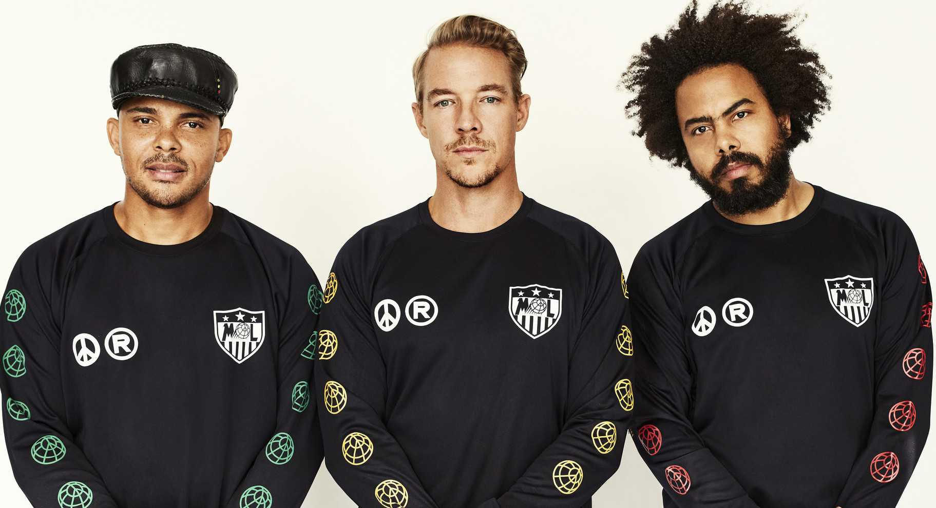 Major Lazer Members