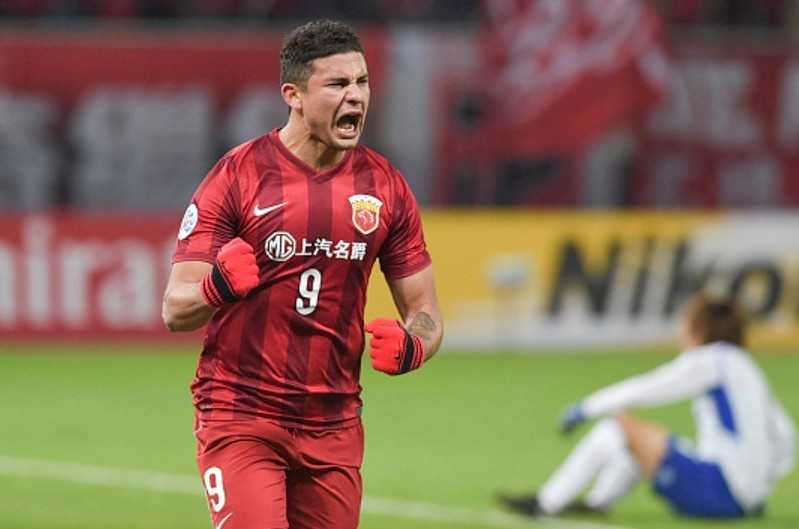 Elkeson Current Team