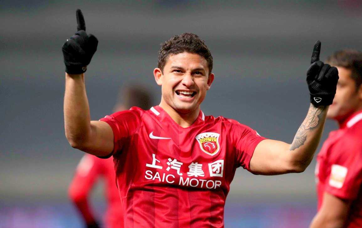Elkeson Stats
