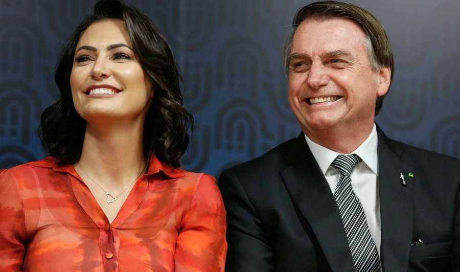 Michelle Bolsonaro Husband