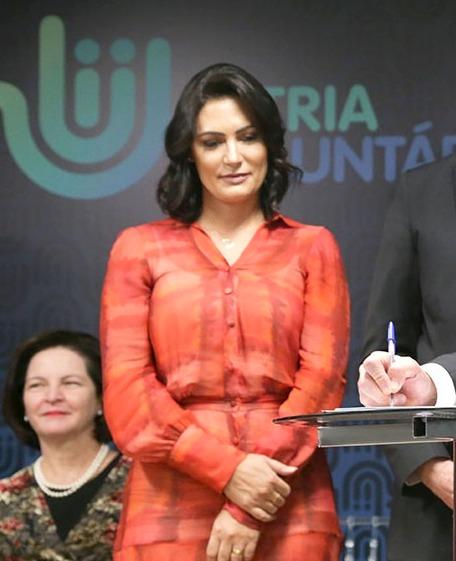 Michelle Bolsonaro Net Worth
