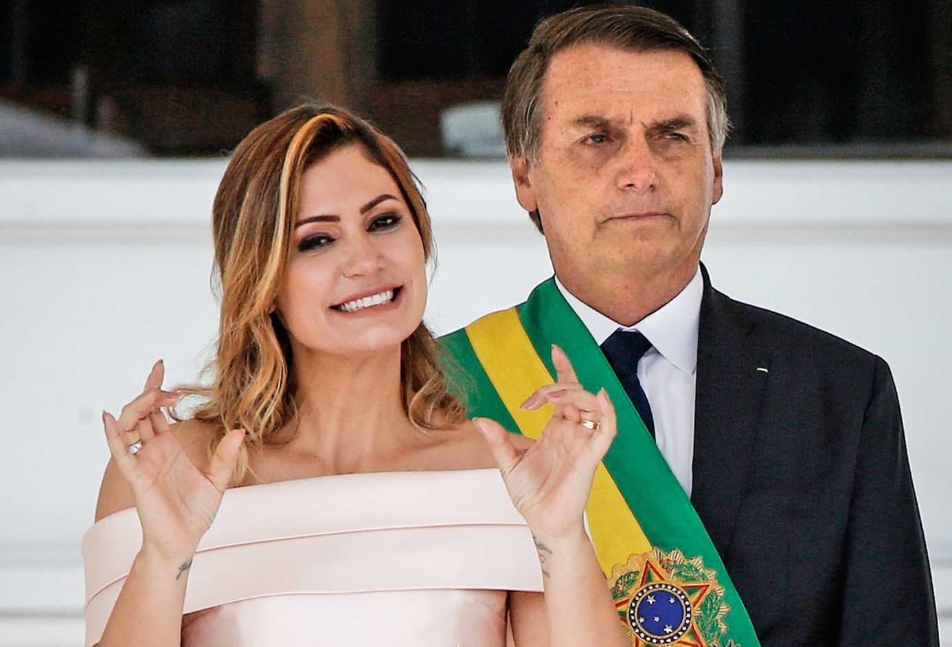 Michelle Bolsonaro First Lady
