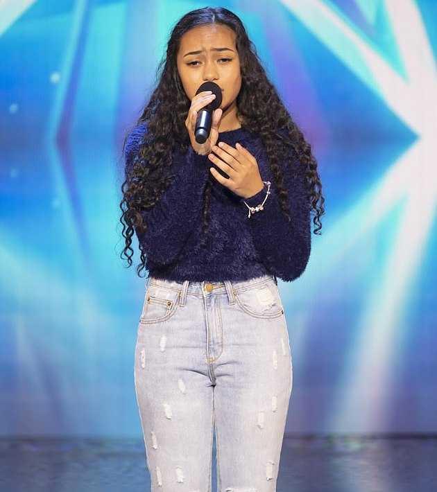 Olina Loau Singer