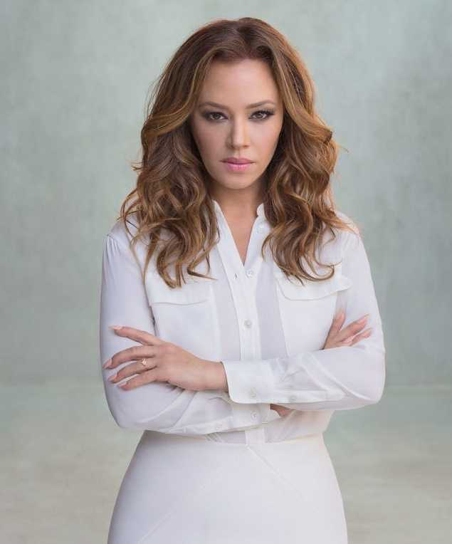 Leah Remini Height