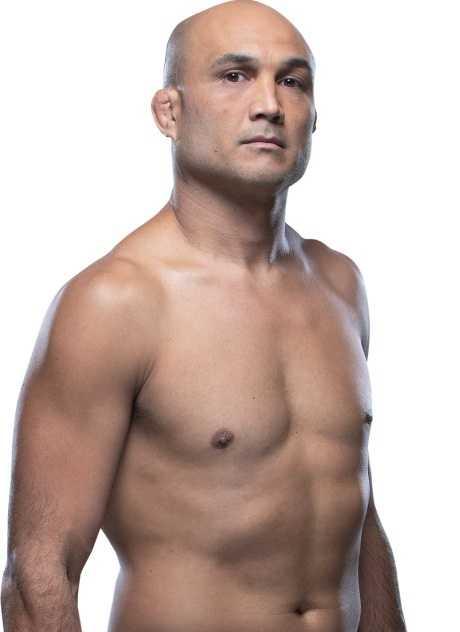 BJ Penn MMA