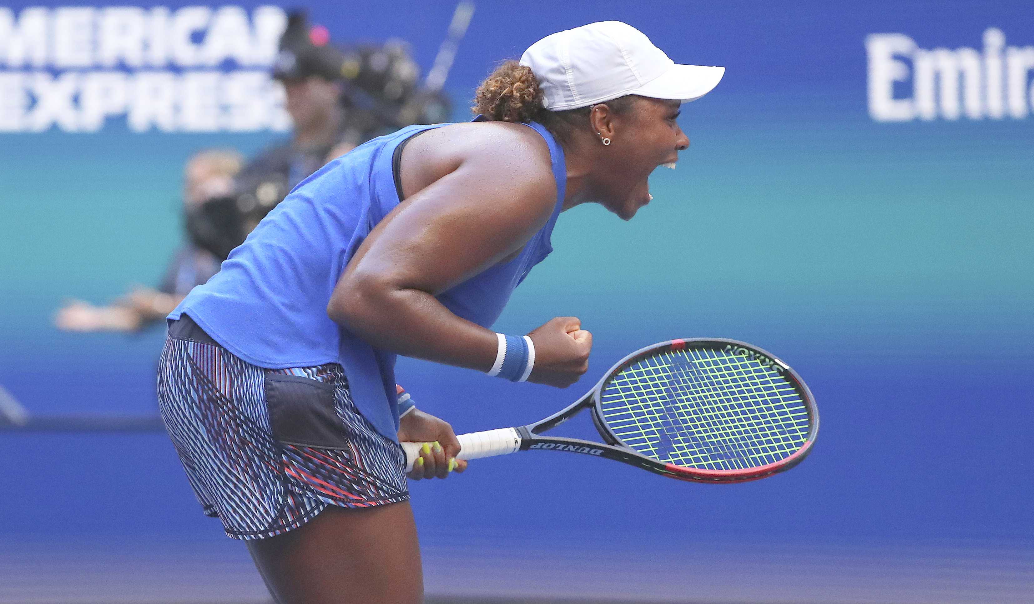 Taylor Townsend Famous For