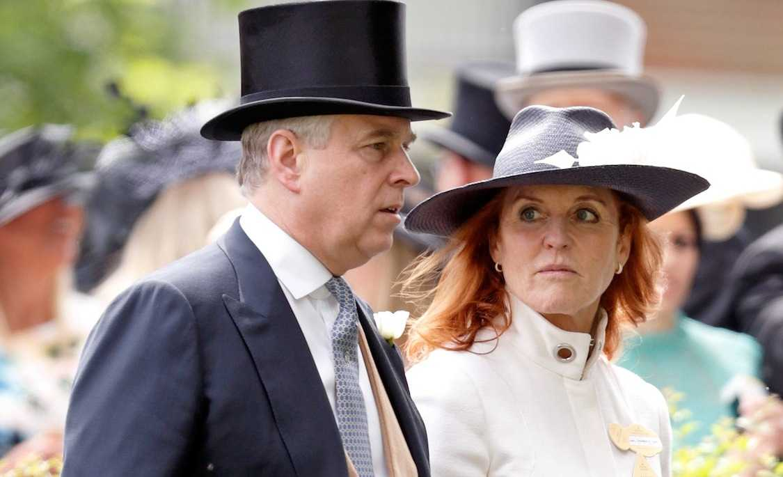 Prince Andrew Wife
