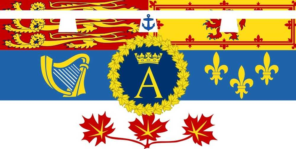 Prince Andrew Flag