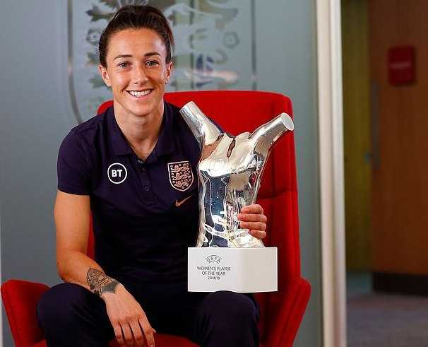 Lucy Bronze Awards