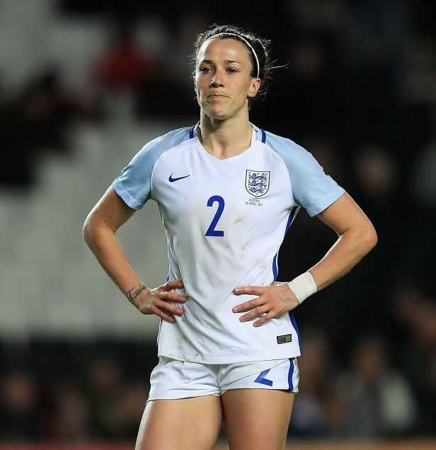 Lucy Bronze Current Team
