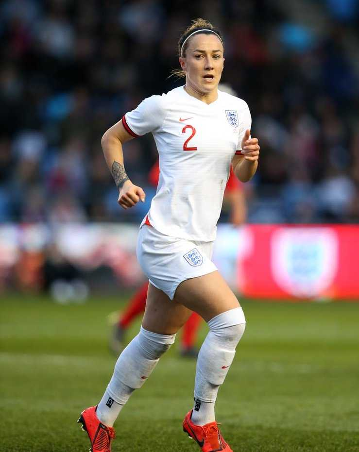 Lucy Bronze Stats