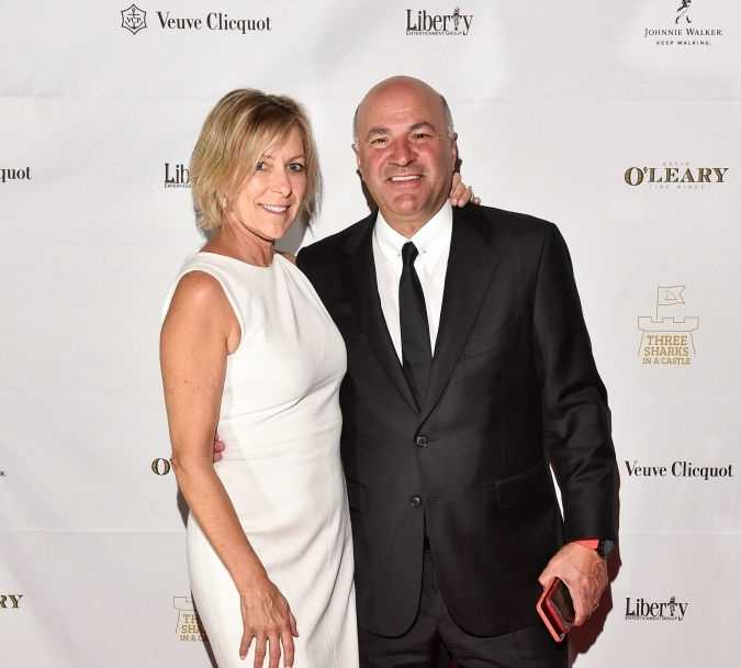 Kevin O'Leary Married