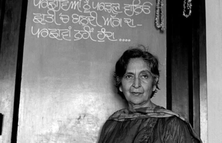 Amrita Pritam Career