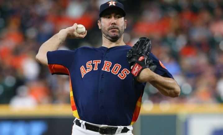 Justin Verlander Baseball