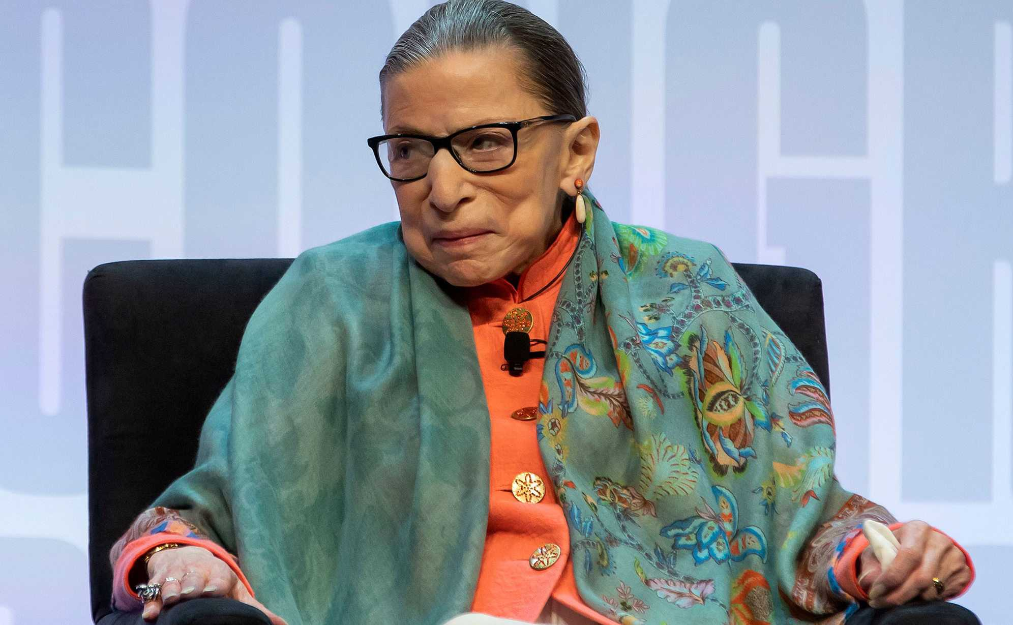 Ruth Bader Ginsburg Famous For