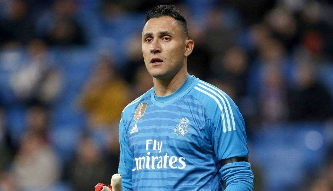 Keylor Navas Current Team