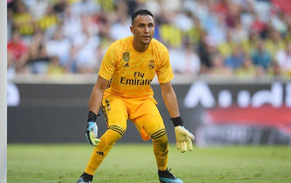 Keylor Navas Early Life