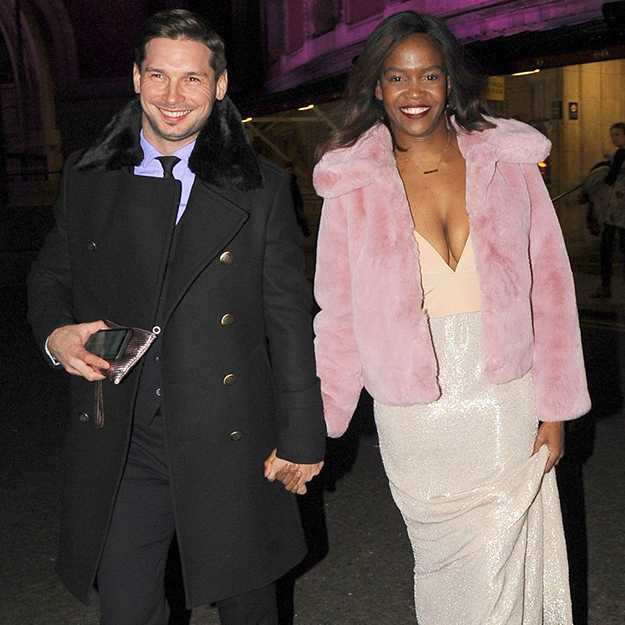 Oti Mabuse Husband