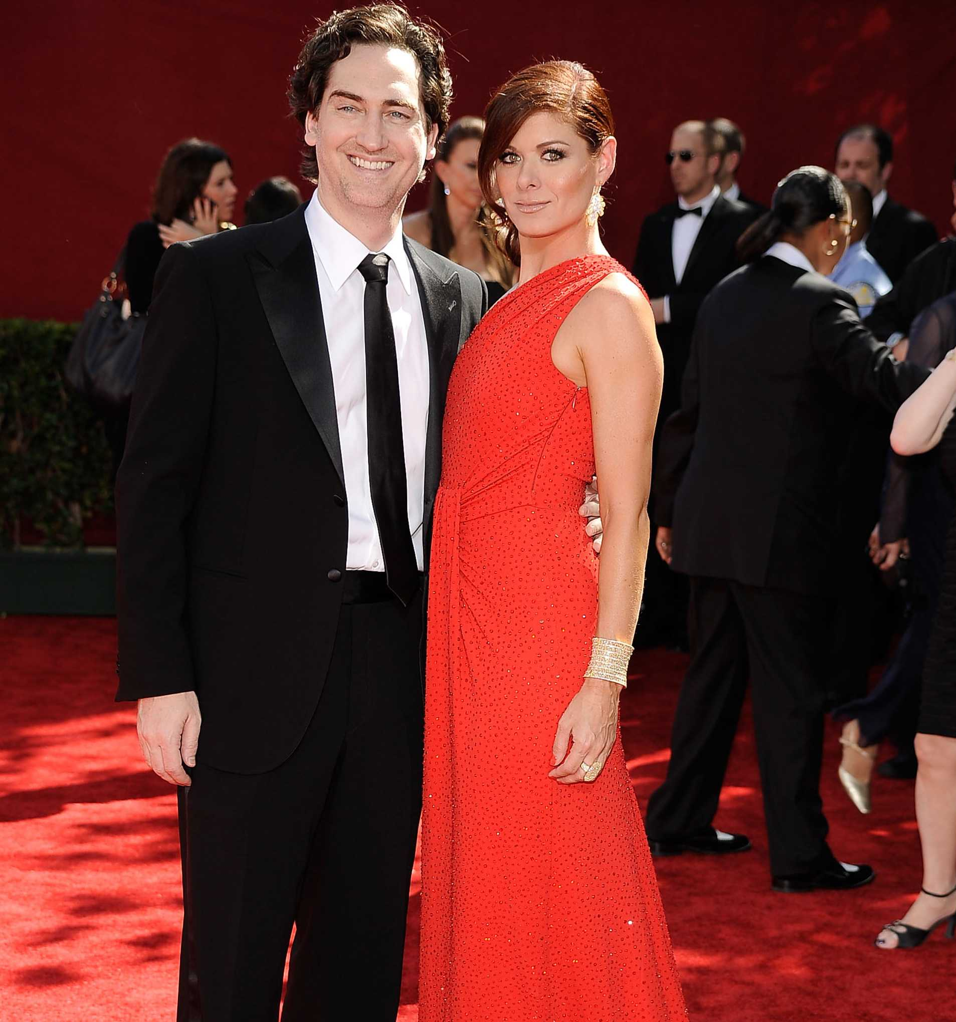 Debra Messing Husband