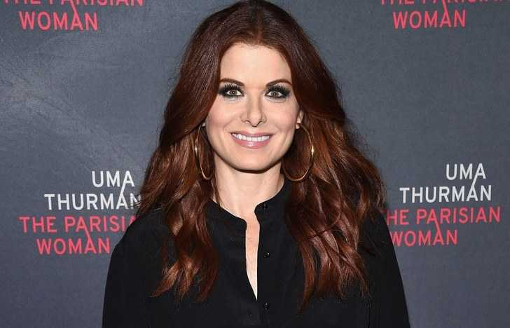 Debra Messing Net Worth