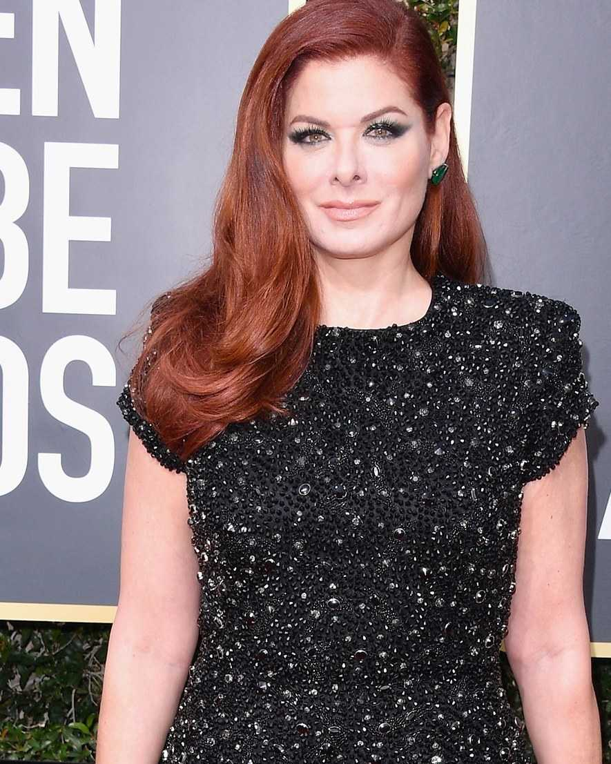Debra Messing Famous For