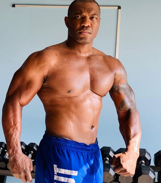 Shelton Benjamin Career