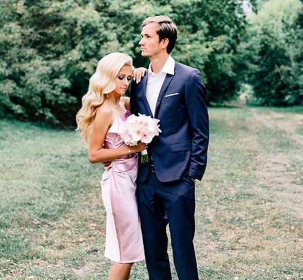 Daniil Medvedev Wife