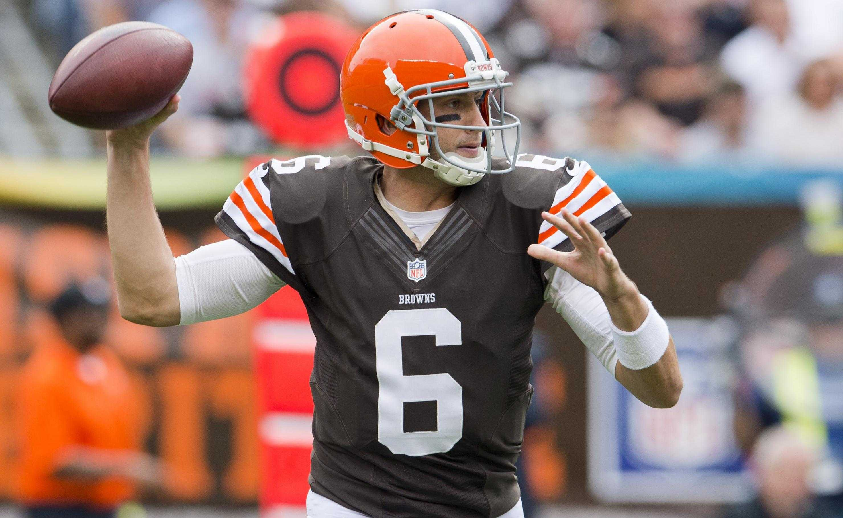 Brian Hoyer Cleveland Browns