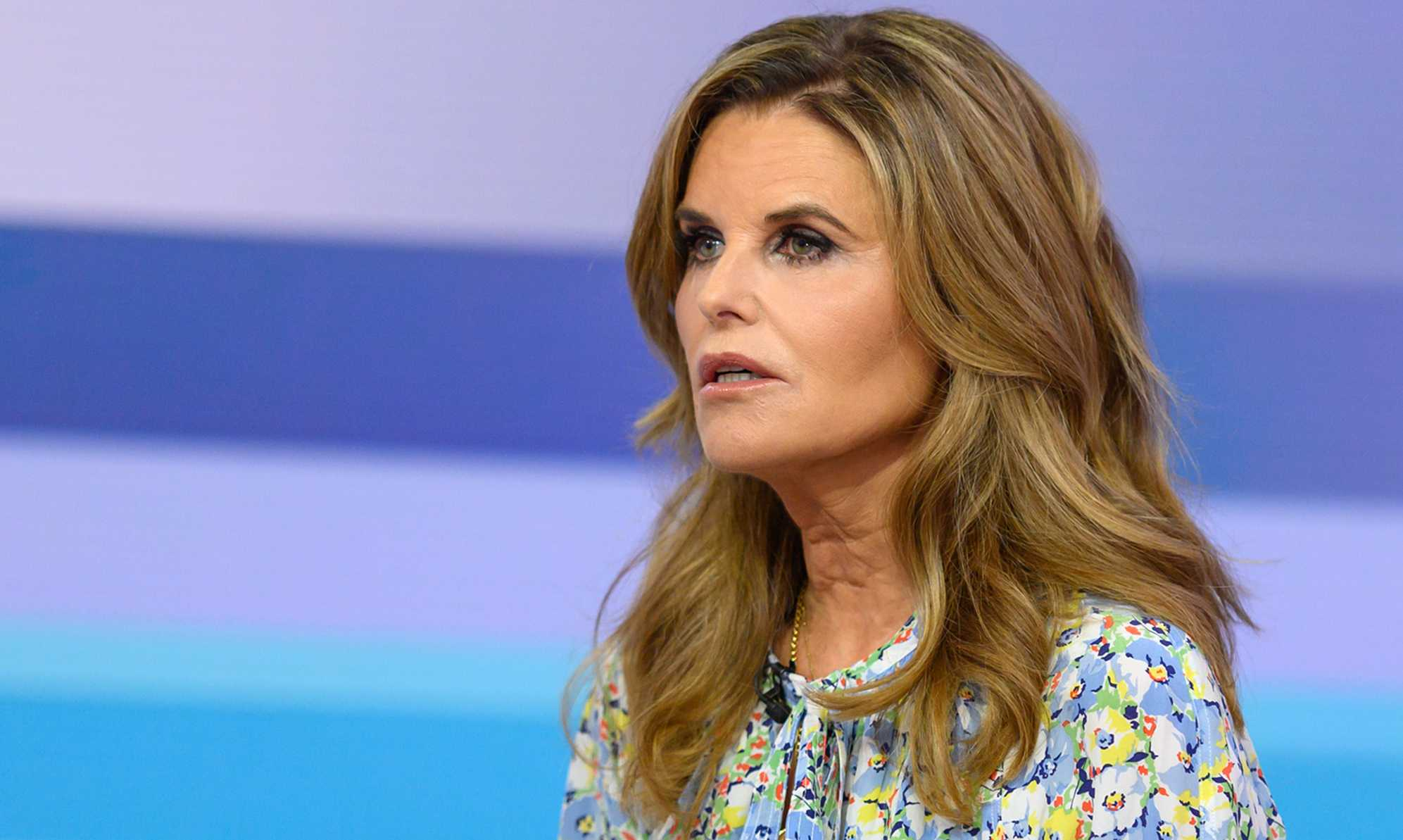 Maria Shriver Famous For