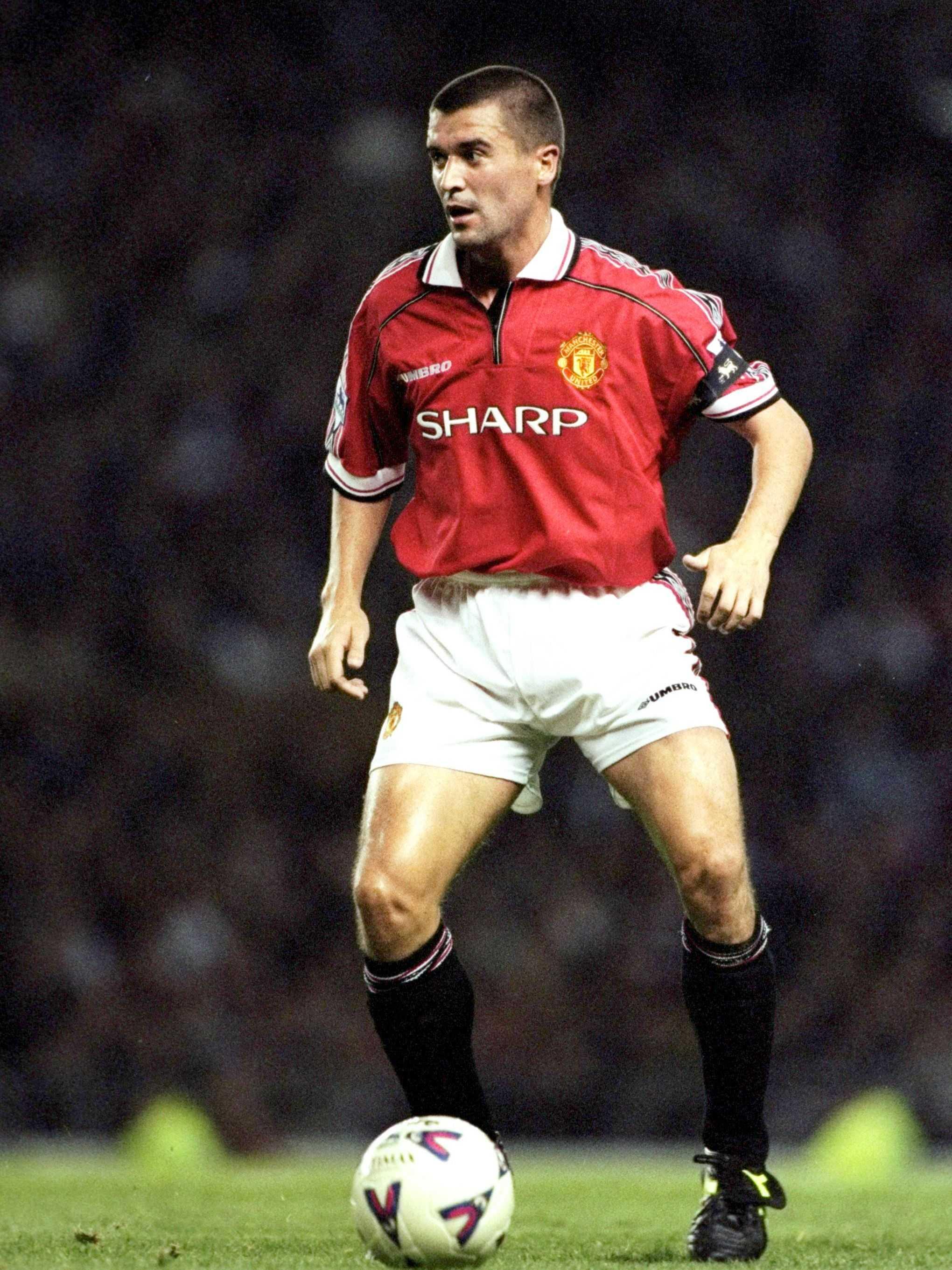 Roy Keane Career