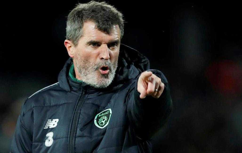 Roy Keane Manager